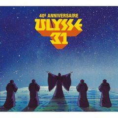 Ulysses 31: 40th Anniversary Soundtrack RADX-01 [2xCD] [album cover artwork]