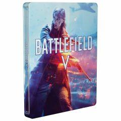 Battlefield V SteelBook Case [NO GAME] (front side)