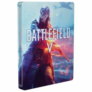 Battlefield V SteelBook Case [NO GAME] (front side)