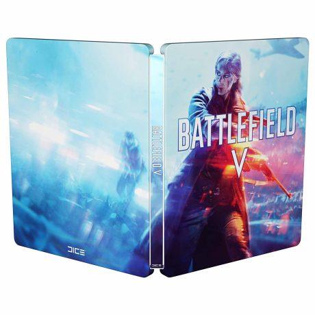 Battlefield V SteelBook Case [NO GAME]