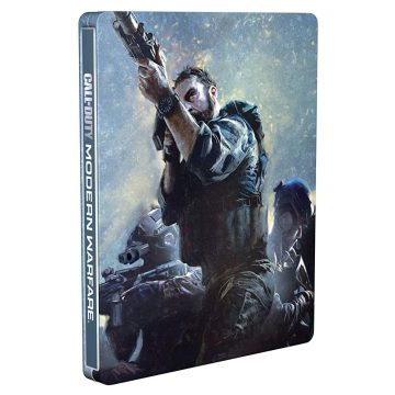 Call of Duty: Modern Warfare SteelBook Case
