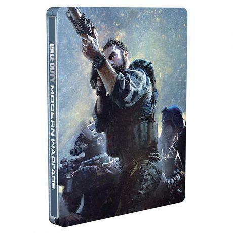 Call of Duty: Modern Warfare SteelBook Case