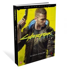 Cyberpunk 2077: The Complete Official Guide [front cover]
