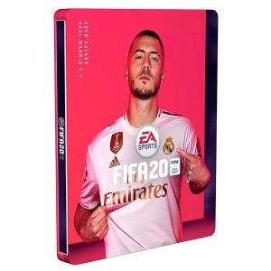 FIFA 20 SteelBook case [cover artwork]