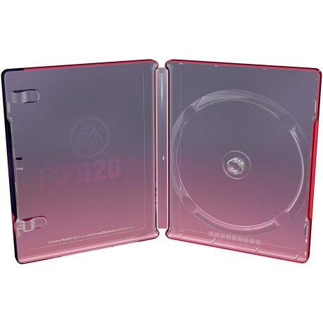 FIFA 20 SteelBook case