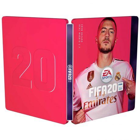 FIFA 20 SteelBook case [back]