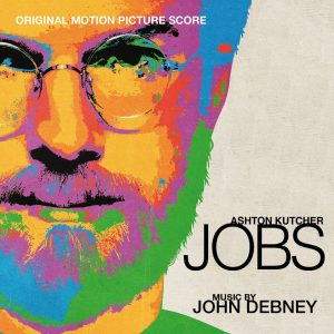 Jobs Soundtrack CD [album cover artwork]