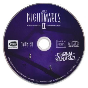 Little Nightmares II Soundtrack (CD)