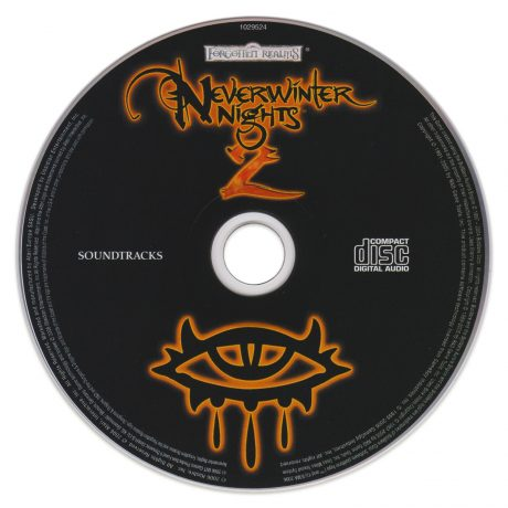 Neverwinter Nights 2 Soundtracks (CD)