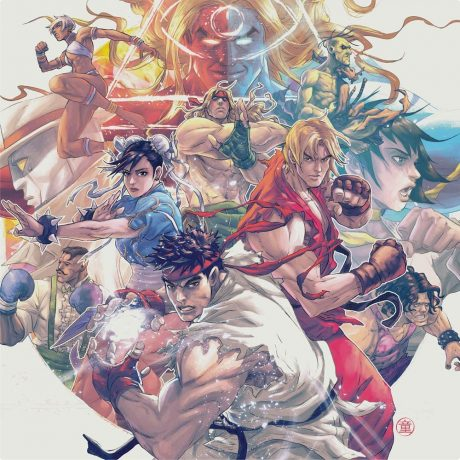 Street Fighter III: The Collection (Capcom Sound Team) [4xLP]