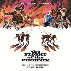 The Flight of the Phoenix Soundtrack (2xCD) [album cover artwork]