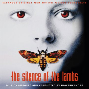The Silence of the Lambs Soundtrack (CD) [Expanded] (album cover artwork)