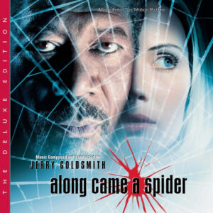 Along Came A Spider: The Deluxe Edition Soundtrack (CD) [cover artwork]