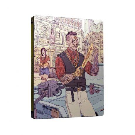 Cyberpunk 2077 SteelBook Valentinos Gang
