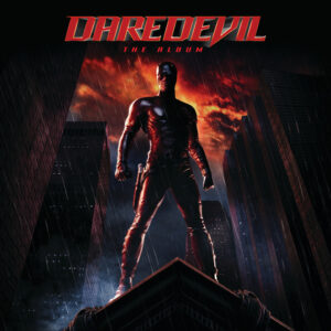 Daredevil The Album (Soundtrack) CD [album cover artwork]