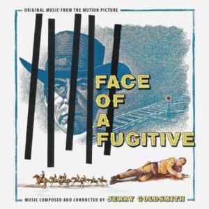 Face of a Fugitive Soundtrack (CD) [album cover artwork]