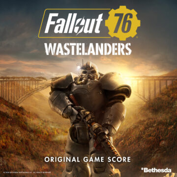 Fallout 76: Wastelanders - Original Game Score Soundtrack [digital mp3] (album cover)