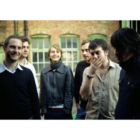 Redjetson (band photograph)