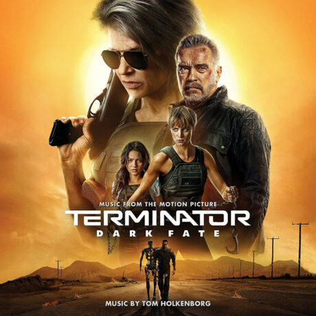 Terminator: Dark Fate (Music From The Motion Picture) Soundtrack Score (CD)