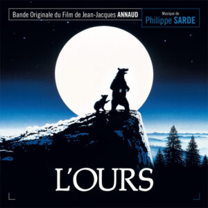 The Bear Soundtrack (CD) [aka L'Ours Bande Originale du Film de Jean-Jacques Annaud] (album cover)
