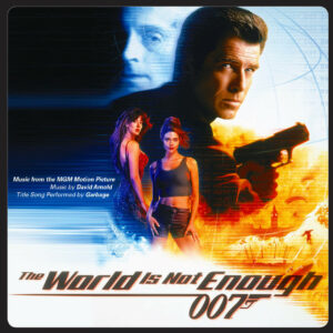 The World is Not Enough Soundtrack Score (Expanded) [2xCD] [album cover artwork]