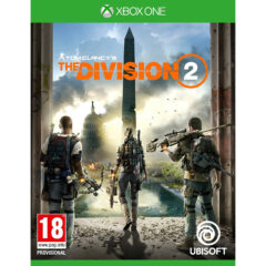 Tom Clancy's The Division 2 [Xbox One] (cover artwork)