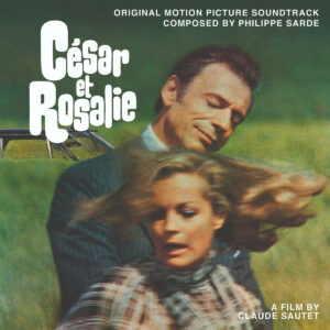 César et Rosalie Soundtrack (CD) [album cover artwork]