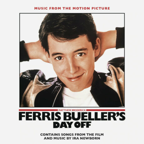 Ferris Bueller's Day Off (Music from the Motion Picture) [CD]