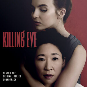 Killing Eve: Season One Original Series Soundtrack (CD) [album cover artwork]