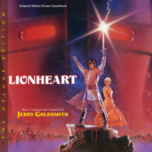 Lionheart Soundtrack Score: The Deluxe Edition (2xCD) [album cover artwork]