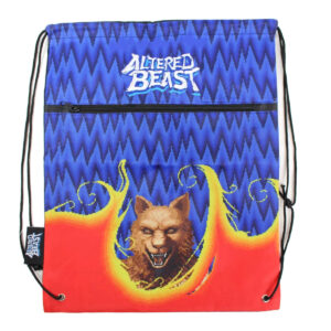 Official Altered Beast Drawstring Cinch Bag (SEGA)