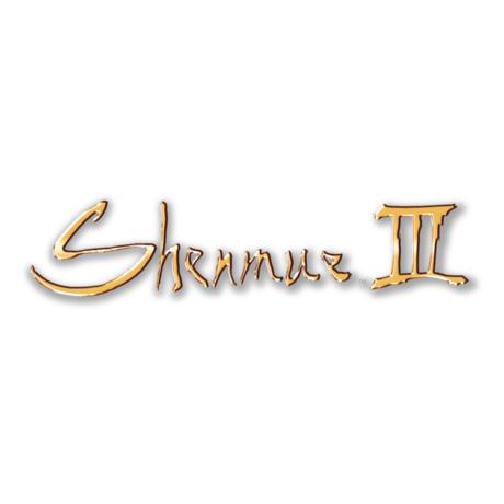 Shenmue III (video game logo)