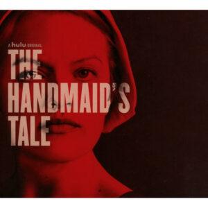 The Handmaid's Tale Original Score Soundtrack (CD) [album cover artwork]