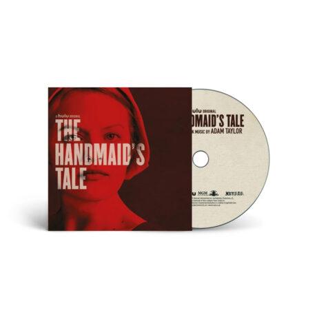 The Handmaid's Tale Original Score Soundtrack (CD) LSINV191CD 5051083123310 [presentation]