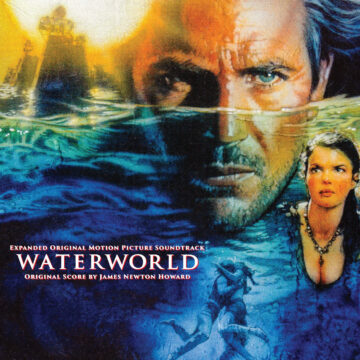 Waterworld Soundtrack (James Newton Howard) [2xCD] [album cover artwork]