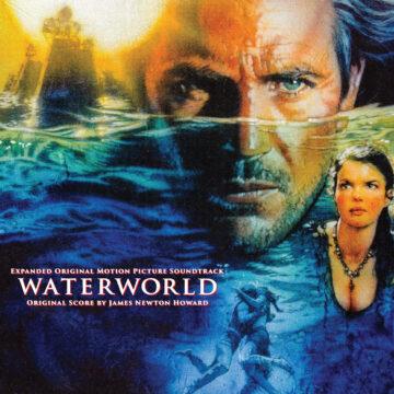 Waterworld Soundtrack (James Newton Howard) [2xCD] [album cover artwork]