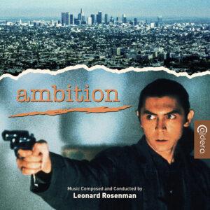 Ambition Soundtrack (CD) [album cover artwork]