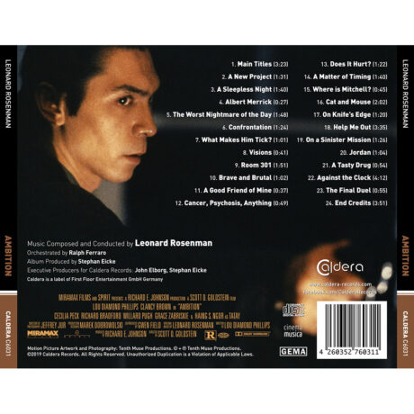 Ambition Soundtrack (CD)