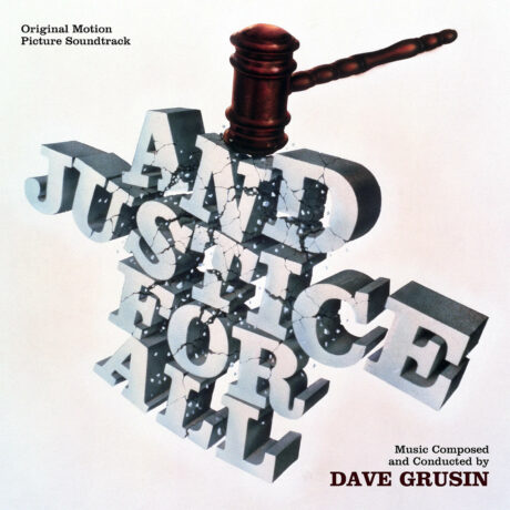 And Justice for All Soundtrack (CD)