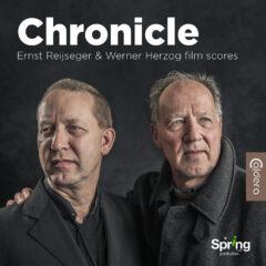 Chronicle - Ernst Reijseger and Werner Herzog Film Scores (CD) [album cover artwork]