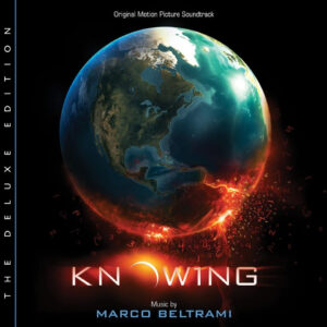 Knowing Original Motion Picture Soundtrack (2xCD) [album cover artwork]