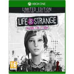 Life is Strange: Before the Storm (Limited Edition) [Xbox One] (front cover)