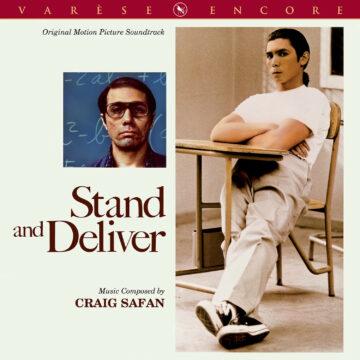 Stand and Deliver Soundtrack (CD) [album cover artwork]