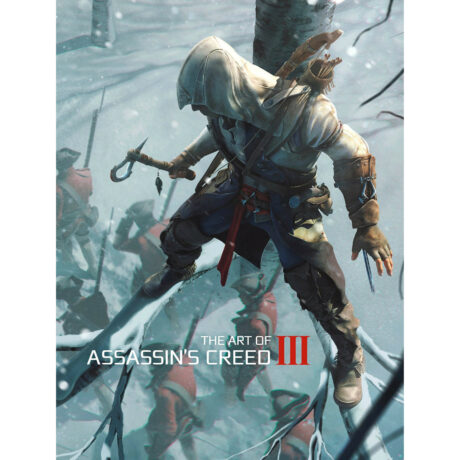 The Art of Assassin's Creed III (3) [Hardback Book] 9781781164259