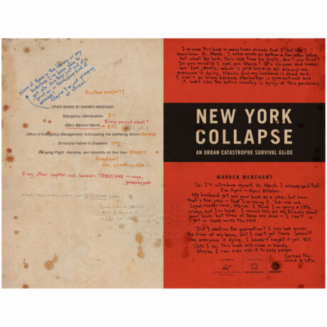 Tom Clancy's The Division: New York Collapse – A Survival Guide to Urban Catastrophe [Paperback Book]