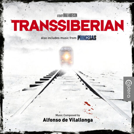 Transsiberian Soundtrack (CD) (also features music from Princesas)