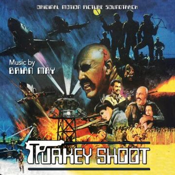 Turkey Shoot Soundtrack (CD) [album cover artwork]
