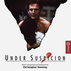 Under Suspicion Soundtrack (CD) [album cover artwork]