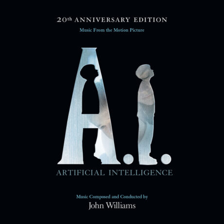 A.I. Artificial Intelligence 20th Anniversary Limited Edition (3xCD)