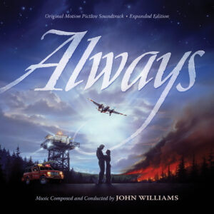 Always Expanded Soundtrack Score [Limited Edition] [album cover artwork]